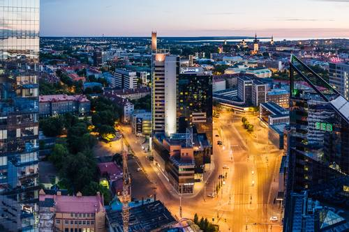 Your guide to the evenings in Tallinn