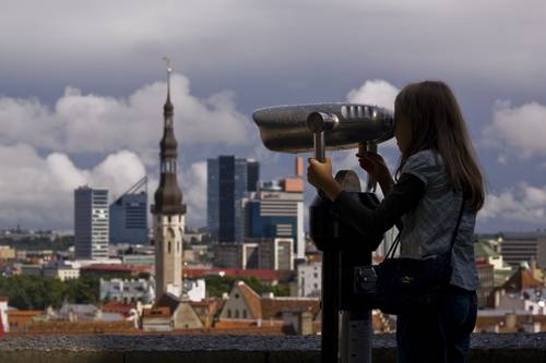Таллинн в кино и кино в Таллинне