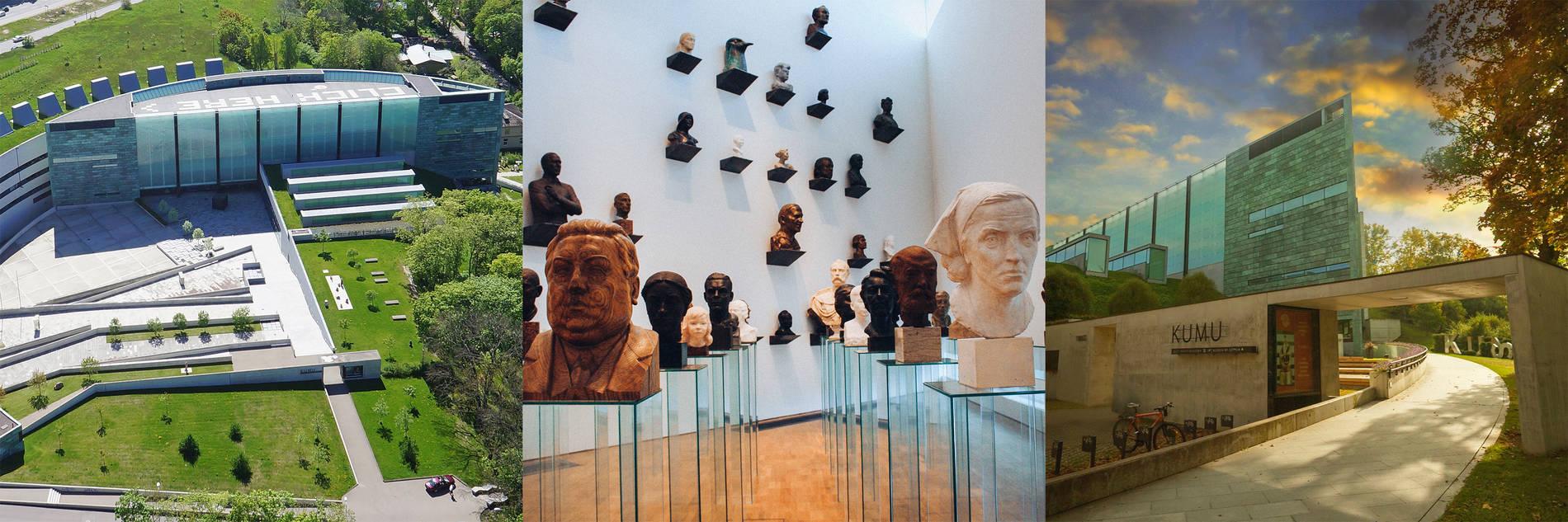 Taidemuseo Kumu, Tallinna Kuva: