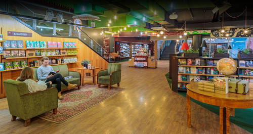 TOP 5 bookstores in Tallinn