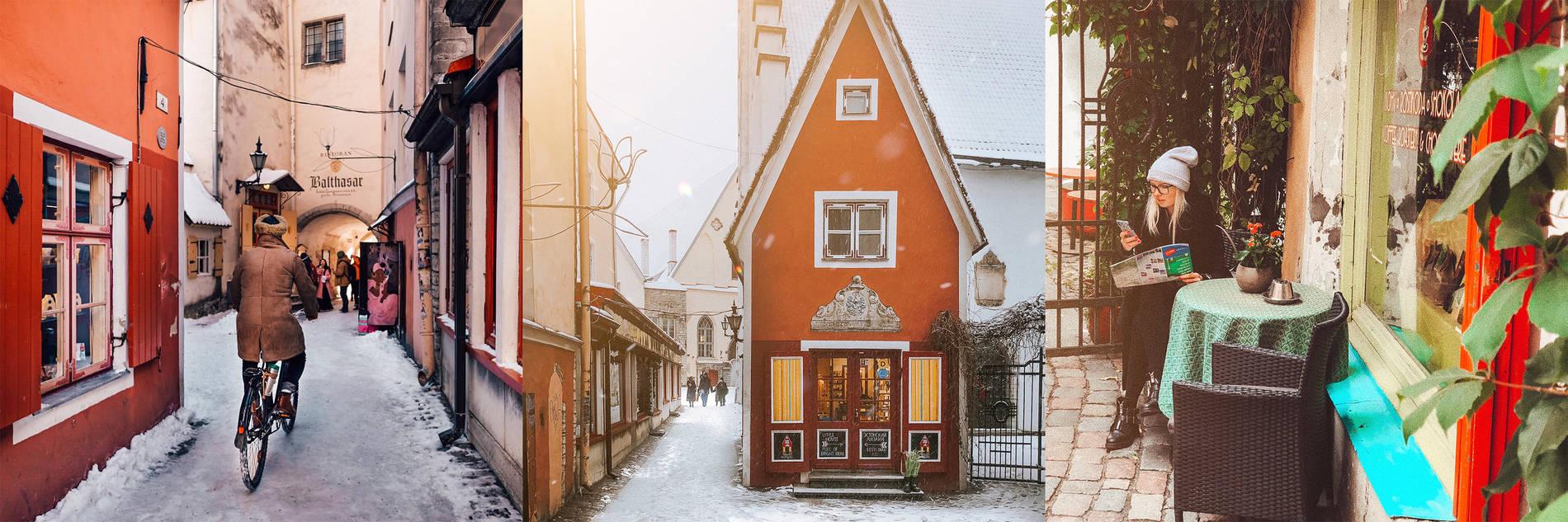 Saiakang-kuja Tallinnassa Kuva: