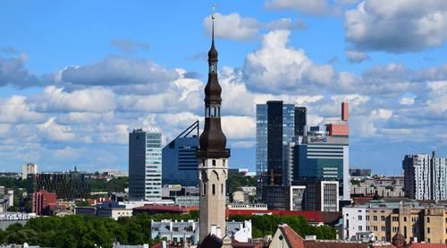 Архитектурные стили в Таллинне