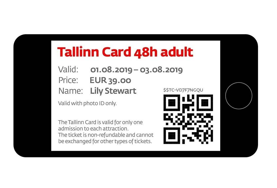Photo by: Tallinn Card