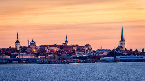 Twin pearls of the Baltic Sea: Tallinn & Helsinki