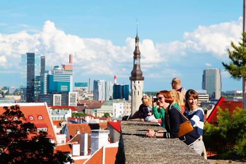 Esmaspäeval Tallinnas