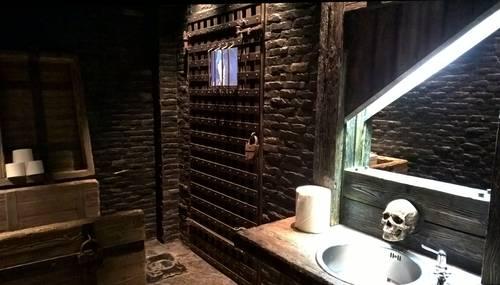 Как пройти в…  лучший туалет