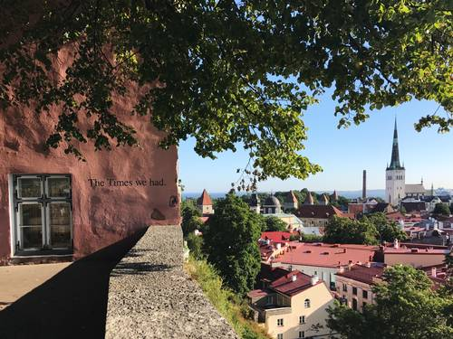 The best Instagram spots in Tallinn