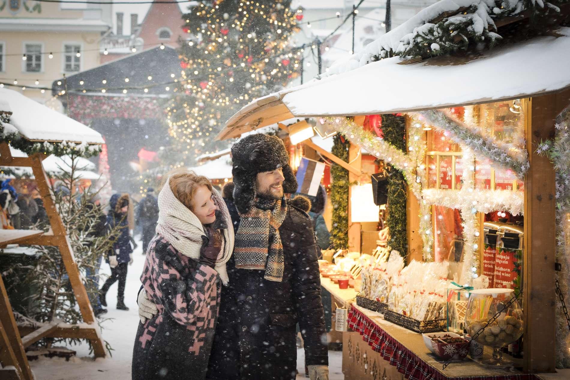Weihnachten in Tallinn - VisitTallinn