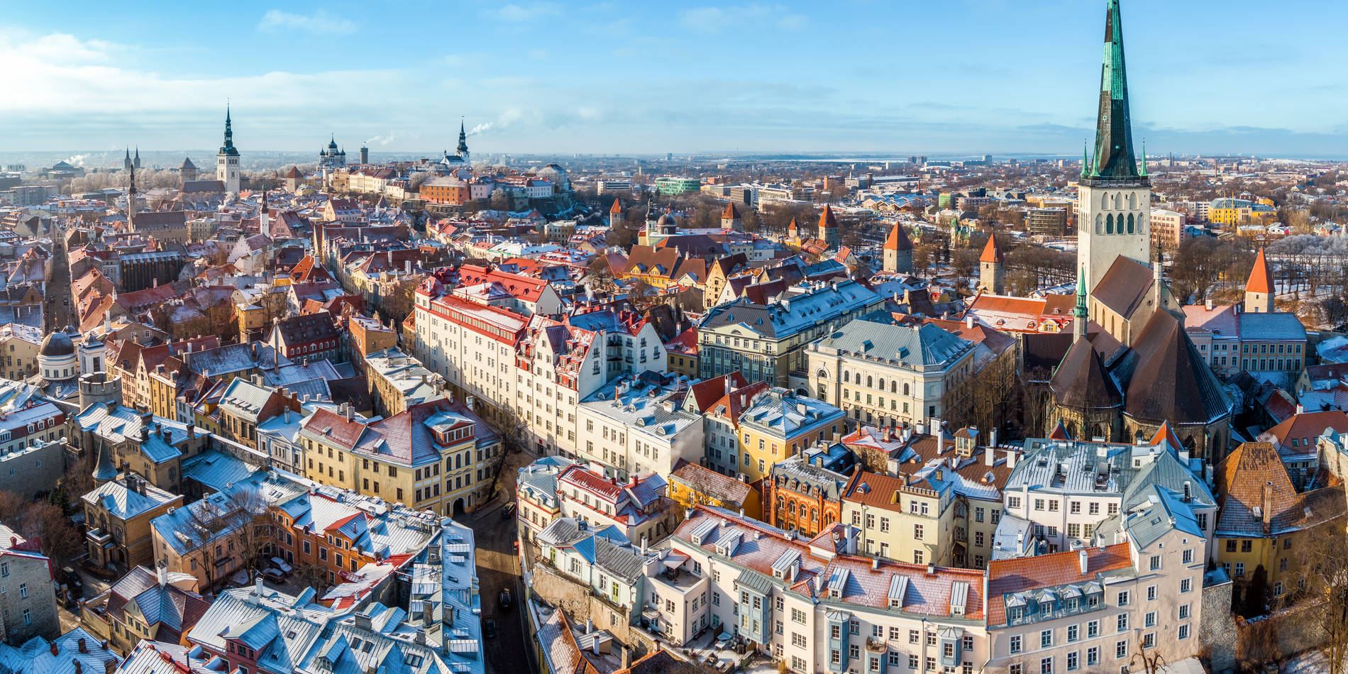 Tallinn among the best conference destinations - News - Tallinn