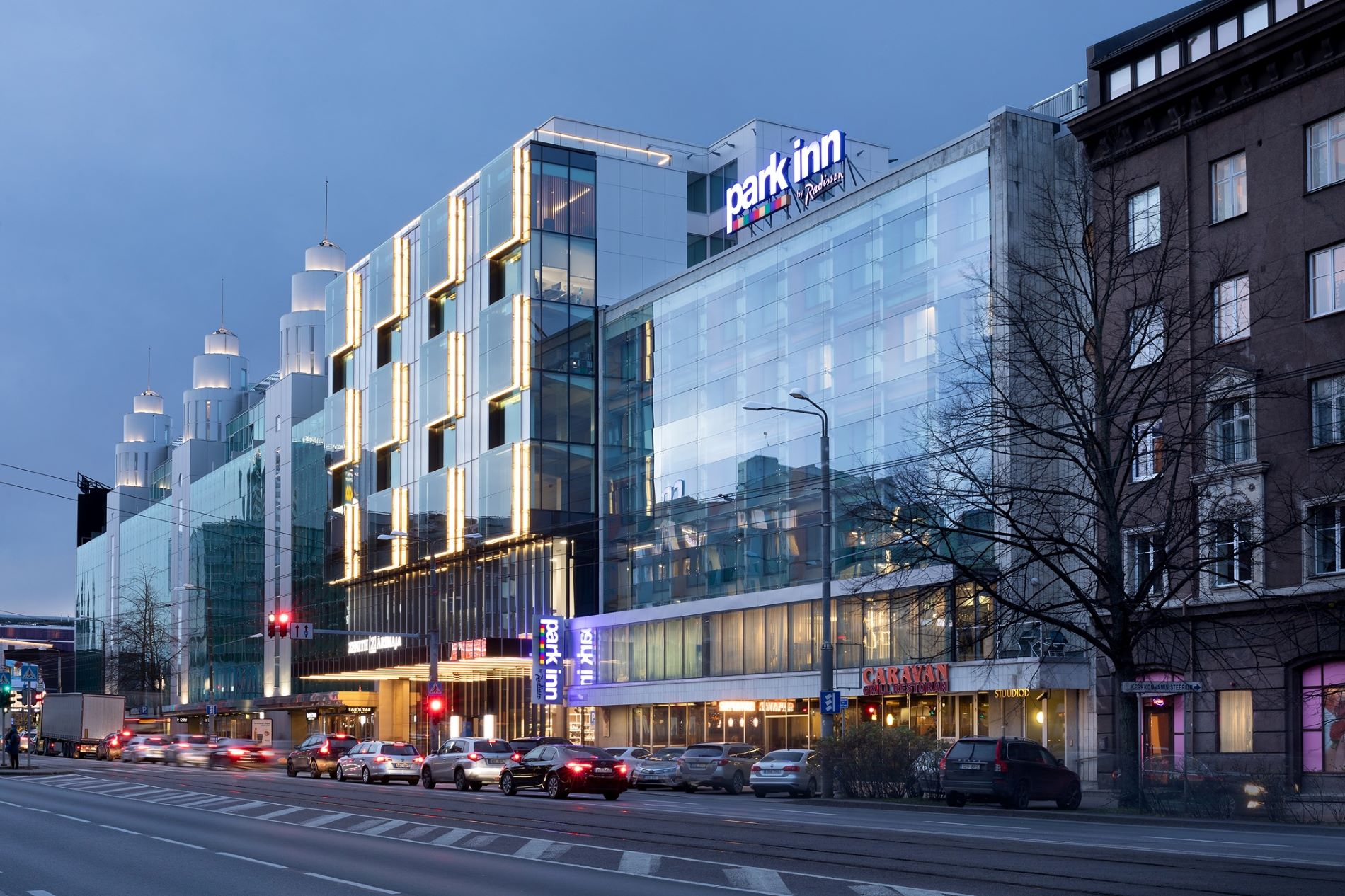 Park Inn by Radisson Central Tallinn, Eesti Foto: Park Inn by Radisson Central Tallinn